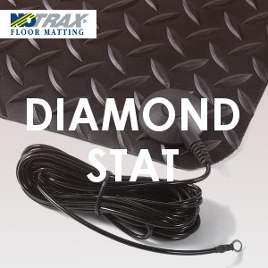 Diamond Stat ESD elleni munkaszőnyeg