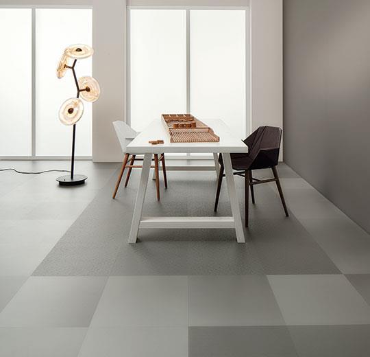 Allura Abstract a60391 silver gradient installáció