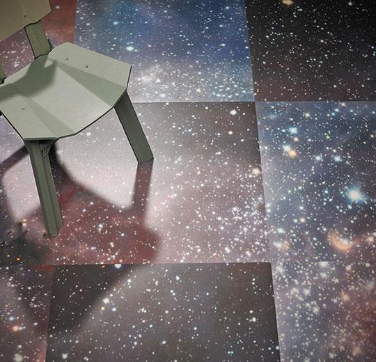 Allura Abstract a63453 galaxy installáció