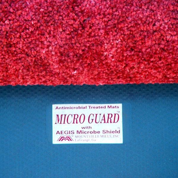 Microguard antimikrobiális szennyfogó szőnyeg