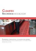 Cleartex Élelmiszeripari és vendéglátóipari ergonómia