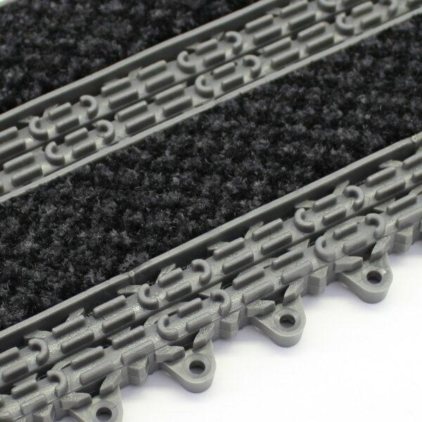 Cleartex Integra 16 moduláris, műanyag szennyfogó textil felülettel