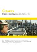 Cleartex Ipari burkolatok és megoldások