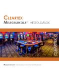 Cleartex Melegburkolatok (padlószőnyeg, PVC és linóleum burkolatok)