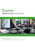 Cleartex Szennyfogó rendszerek