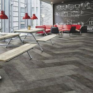 Flotex Concrete moduláris padlószőnyeg
