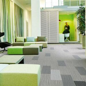 Flotex Seagrass moduláris padlószőnyeg