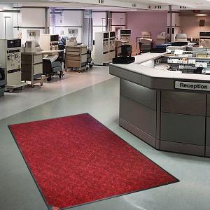 Microguard szennyfogó szőnyeg egészségügyi alkalmazása