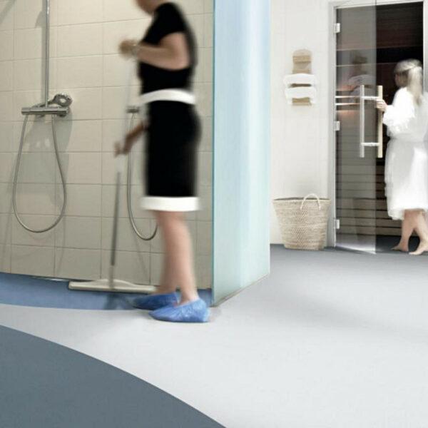 Safestep Aqua higiéniai PVC burkolat