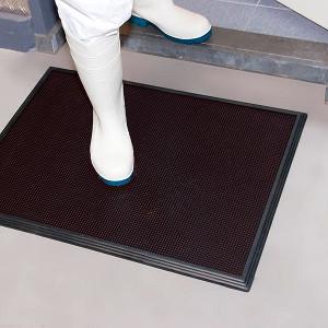 Sani-Trax fertőtlenítő folyadékos higiéniai szennyfogó szőnyeg