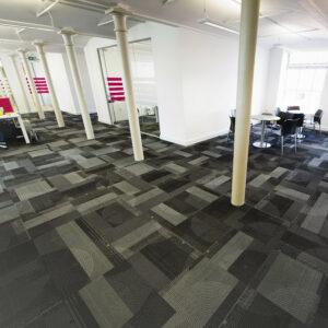 Tessera Circulate moduláris padlószőnyeg