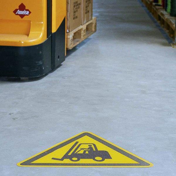 ClearSafe R13 csúszásmentes, biztonsági padlójelek