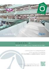 Cleartex Projekt PVC burkolatok közületi megoldásokhoz