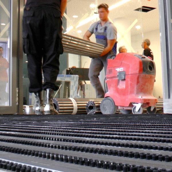 Cleartex szennyfogó karbantartás tisztítás