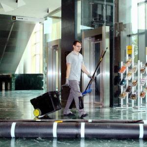 Cleartex szennyfogó rendszerek karbantartása és tisztítása