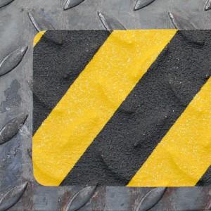 ClearSafe R13 formára alakítható, csúszásmentes, biztonsági szalag - sárga-fekete