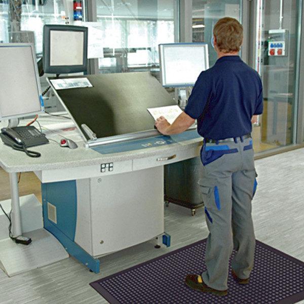 Skystep ESD elleni ergonómiai szőnyeg