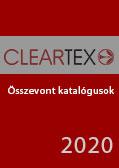 Cleartex összevont katalógusok - 2020